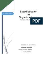 Tarea en Individual Analisis de Como mentir con Estadistica