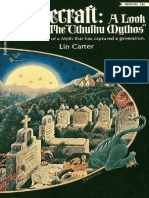 Carter, Lin - Lovecraft; A Look Behind the Ctulhu Mythos