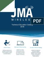 JMA_Wireless_TechnicalEducationCatalog