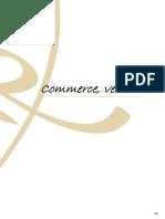Commerce - vente