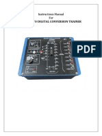 Analog to Digital Converter 27092016 Revised Edition