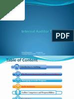 internalauditortraining-160820091203
