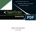 191 Service Manual -Aspire 1410 1680