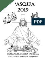 Settimana Santa 2019 e Pasqua 2019 CANTI