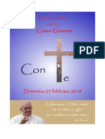 Libretto Via Crucis 25 febbraio 2018