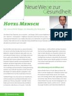 Ausgabe45 NWzG Parasiten-Hotel-Mensch-Stoenescu 11 2012