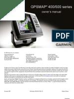 Garmin GPSMap 550