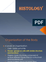 Tissues and Histology