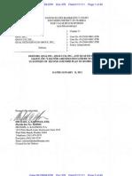 QSGIQ 2nd Amended Disclosure Statement 1-11-2011