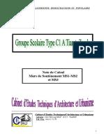 Calcul MS H=5.05m G.S Type C1 ZMALA.doc