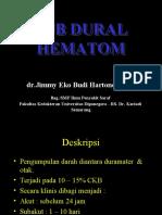 Sub Dural Hematom