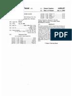 Differential pressure gauge transmitter (US patent 4890497)