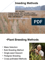 Lecture 4 Breeding Methods
