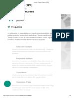 DERECHO PROCESAL III - Trabajo Práctico 4 [TP4] - 100% - CR -