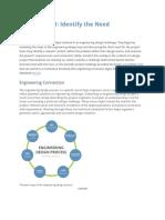 Defining the Problem Worksheet