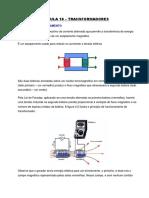 AULA 10 - TRANSFORMADORES(3)