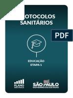 Protocolo Setorial Educacao Etapa 1