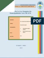 LEY ORGÁNICA DE MUNICIPALIDADES- AVILA Y POMA.docx