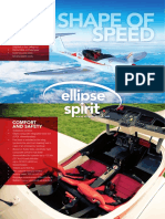Ellipse Spirit Specifications