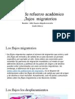 Trabajo de refuerzo académico los flujos migratorios. Kelly Delgado 10mo A.pptx