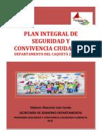 PICS CAQUETÁ 2018-2019