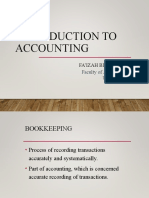 LECT 01 Intro to Accounting