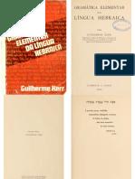 Guilherme Kerr - Gramatica Elementar da Língua Hebraica.pdf