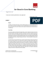 Ovum - A Change for Good in Core Banking Systems - Aug 2010