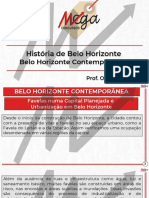 Belo Horizonte Comteporânea