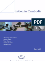 PC Penetration in Cambodia