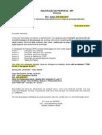 Edital (RFP) JOF 0263-2017