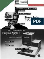 STEVEN JOBS ENTREGABLE Nº02