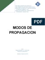 Unidad 1 - Modos de propagacion