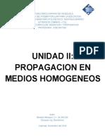 Unidad 2 - Propagacion en medios homogeneos