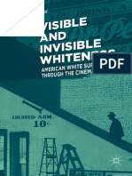 Alice Mikal Craven - Visible and Invisible Whiteness_ American White Supremacy through the Cinematic Lens-Palgrave Macmillan (2018)