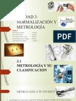 METROLOGIA E INVESTIGACION UNIDAD 3 EQUIPO 7 ASEGURAMIENTO