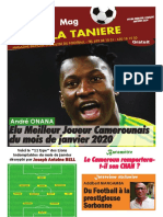 Dans La Tannière magazine