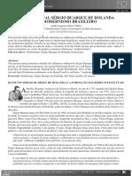 o Intelectual Sergio Buarque de Holanda e o Modernismo brasileiro