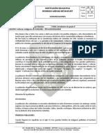 Actividad 3 Ciencias Sociales 22 de mayo 2020