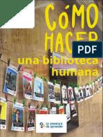 Guía Biblioteca Humana