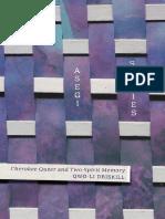 Qwo-Li Driskill - Asegi Stories_ Cherokee Queer and Two-Spirit Memory-University of Arizona Press (2016)