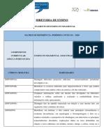 DE - ANEXO MC Nº 0102  - ENCAMINHA DIRETRIZES SOBRE TELETRABALHO - MATRIZ DE REFERENCIA 7 ANO