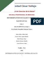 Informe 4. Huayllaspalca