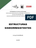 Möller Diseño de Estructuras Sismorresistentes - Apunte