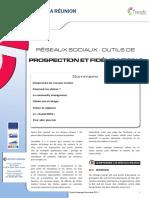 Rseaux sociaux outils de prospection et fidlisation