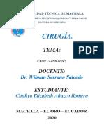 CASO CLINICO CIRUGIA 5