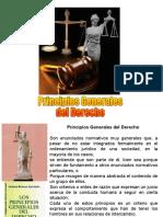 4to año Clase V Principios Generales del derecho