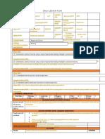 CMCO Form 2 English lesson plan