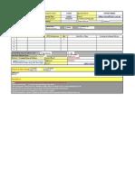 Spare Parts Application Form