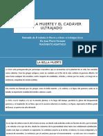 La Bella Muerte y el Cadáver Ultrajado..pdf